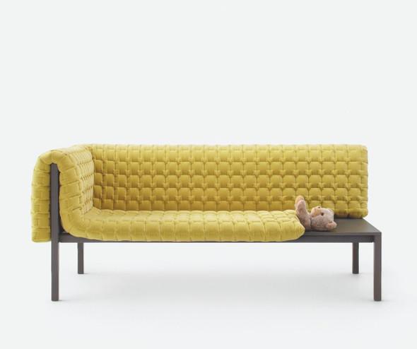 Кровать RUCHE от Inga Sempe. Изображение № 11.