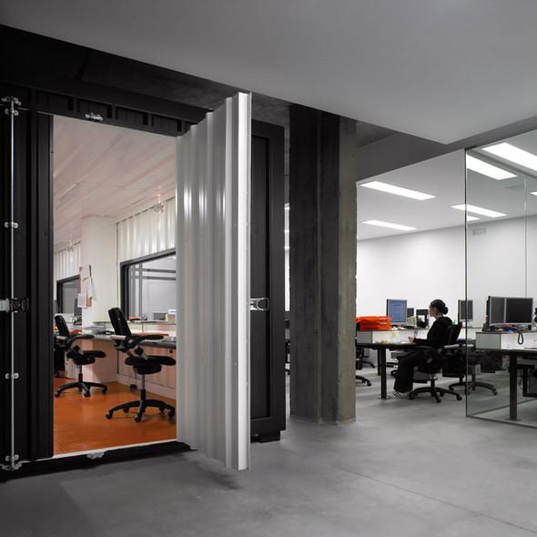 Офис испанской интернет-компании Dinahosting. Изображение № 3.