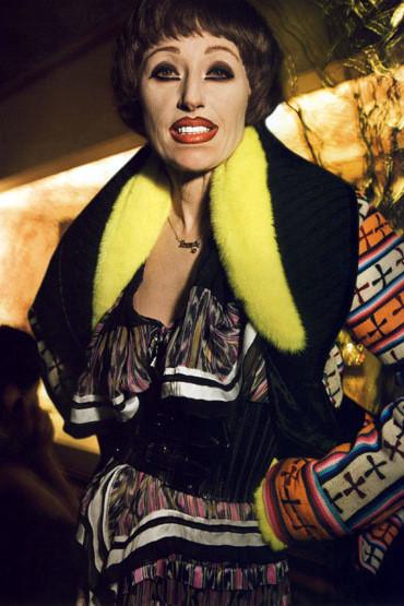 Лицом новой коллекции M.A.C стала фотограф Синди Шерман. Изображение № 10.