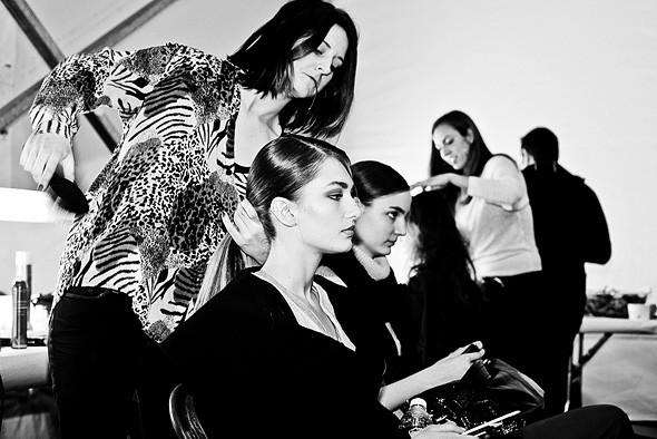 Неделя моды в Нью-Йорке: Репортаж. Изображение №50.