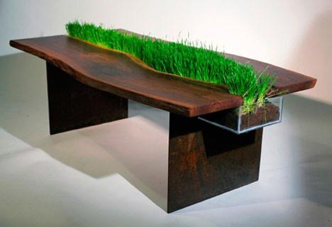 Зеленый стол. Изображение № 1.