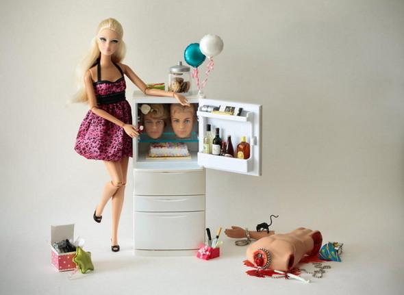 Кровавая оргия от Барби. Изображение № 16.