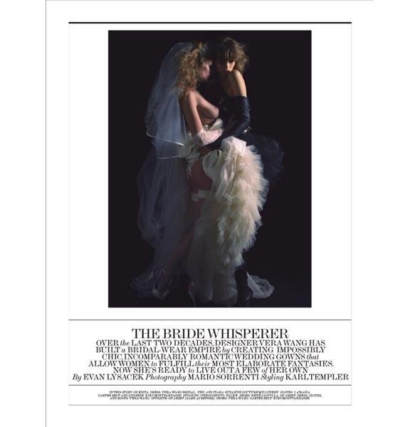 Новые съемки: i-D, Vogue, The Gentlewoman и другие. Изображение № 50.