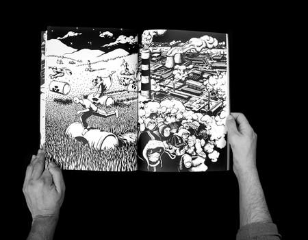 Русалки, секретные пещеры, Гомер, человек-рыба. Изображение № 16.