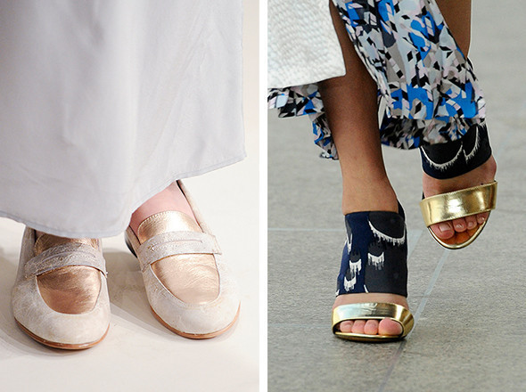 Walking in my shoes: 10 тенденций обуви весны-лета 2011. Изображение № 83.