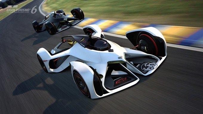 Chevrolet создала суперкар для Gran Turismo. Изображение № 25.