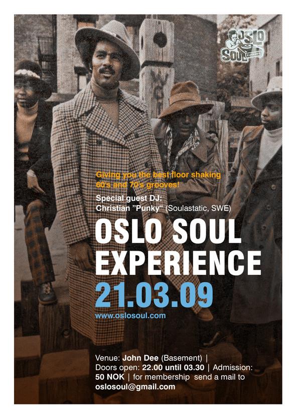 DJ BJOERN ESPEN (OSLO SOUL EXPERIENCE). Изображение № 16.