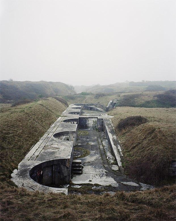 Галерея: военные сооружения, навсегда изменившие Европу. Изображение № 6.