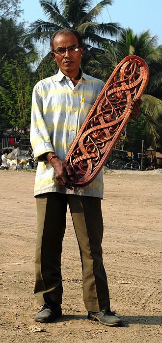 Изображение 10. Резные скейты из Мумбаи.. Изображение № 6.