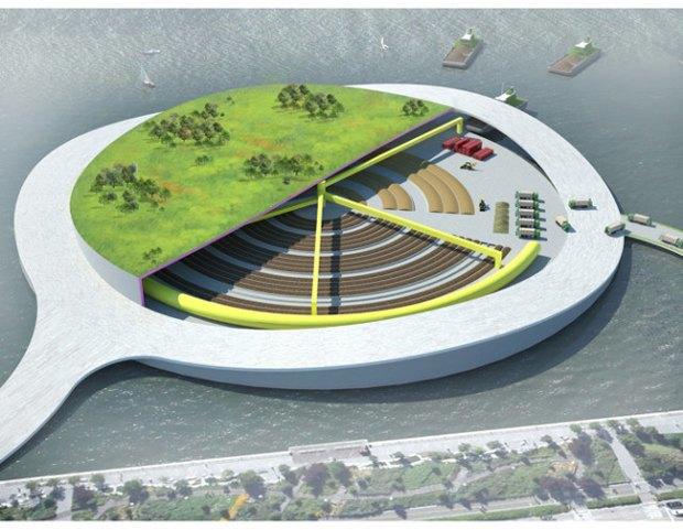 В Нью-Йорке могут построить новые острова. Изображение № 3.