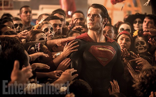 Появились новые фото из «Бэтмена против Супермена» . Изображение № 3.