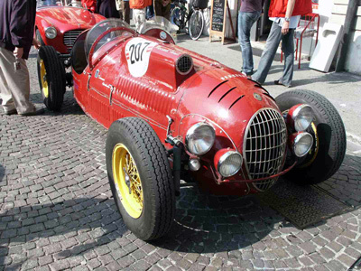Mille Miglia. Изображение № 13.