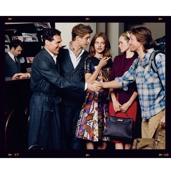 Изображение 48. Съемки: AnOther Man, Interview, Madame Figaro и Vogue.. Изображение № 47.