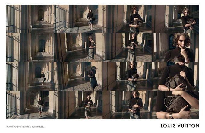 Вышли кампании Dior, Prada, Louis Vuitton и других марок. Изображение № 29.