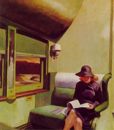 Эдвард Хоппер – поэт пустых пространств. Изображение № 2.