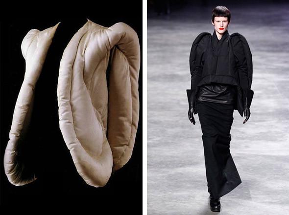 Винтаж и мода: От барахолки до подиума. Изображение № 6.