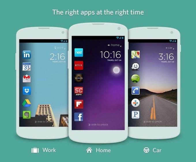 Twitter купила разработчиков смарт-экрана для Android. Изображение № 1.
