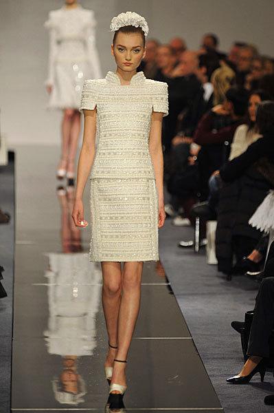 Chanel Spring 2009 Haute Couture. Изображение № 6.
