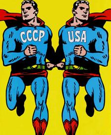 Холодный Модерн – Искусство 1945–1970. Изображение № 8.