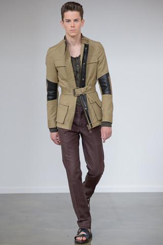 Неделя мужской моды в Милане: День 2. Изображение № 4.