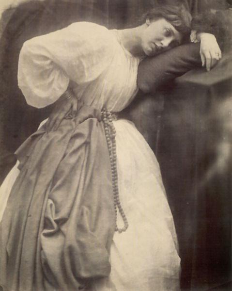 История фотографии: Джулия Маргарет Кэмерон. Изображение № 21.