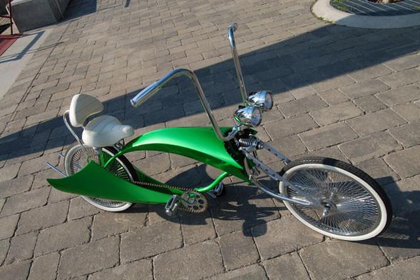 Невероятные велосипеды Джейсона Баттерсби. Изображение № 8.