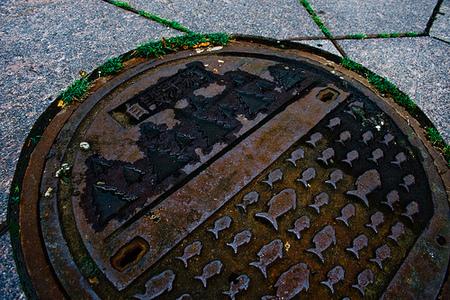 Искусство канализационного барельефа. Изображение № 30.