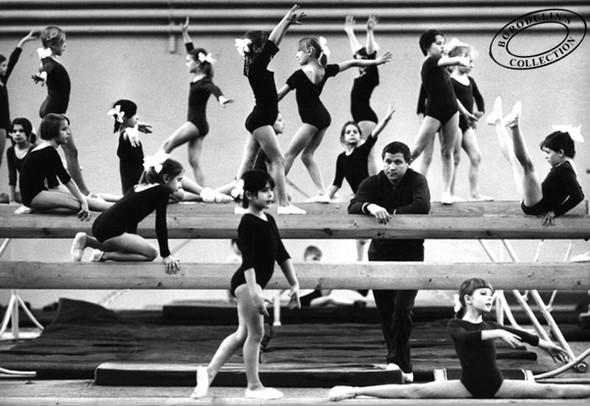 гимнастки, 1964 г.. Изображение № 151.