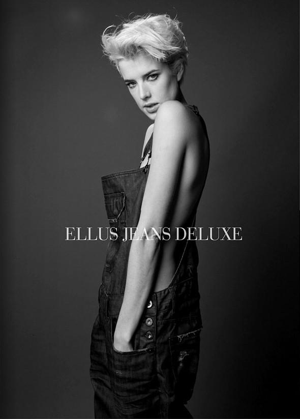 Ellus Jeans Deluxe FallWinter 2009. Изображение № 1.