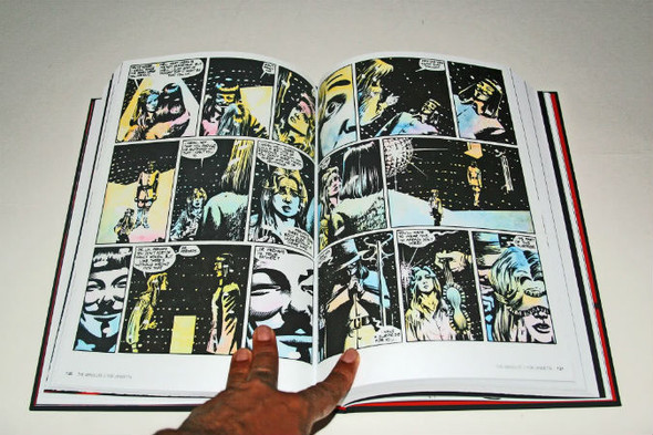 10 альбомов о комиксах. Изображение № 76.