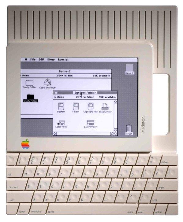 Опубликованы концепты футуристических устройств Apple из 80-х. Изображение № 7.