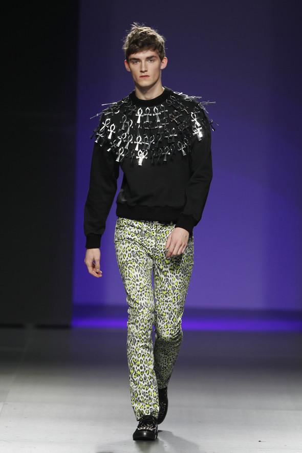 Madrid Fashion Week A/W 2012: Maria Escote. Изображение № 10.