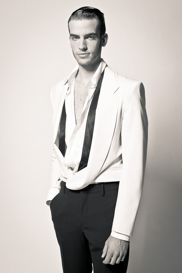 Лукбук: Jean Paul Gaultier SS 2012 Men's. Изображение № 6.