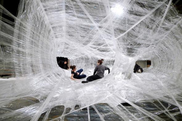 Изображение 1. Выставка искусства будущего Lexus Hybrid Art.. Изображение № 1.