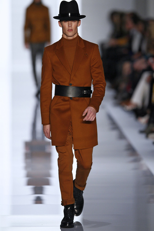 Berlin Fashion Week A/W 2012: Hugo by Hugo Boss. Изображение № 39.
