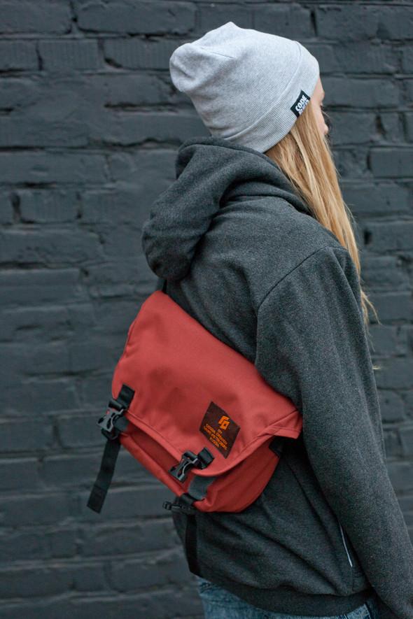 Good Local — детали / сумки и рюкзаки от Гоши Орехова. Изображение № 1.