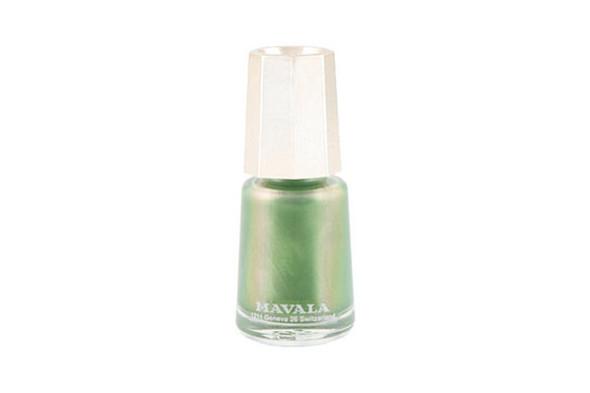 Mavala, оттенок Electric Green. Изображение № 34.