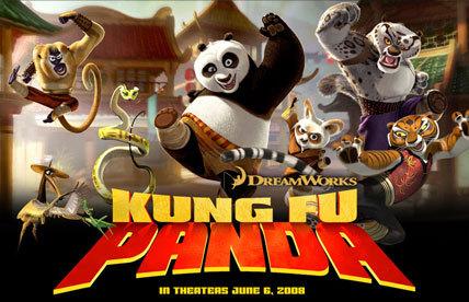 Kung-Fu Panda. Изображение № 1.