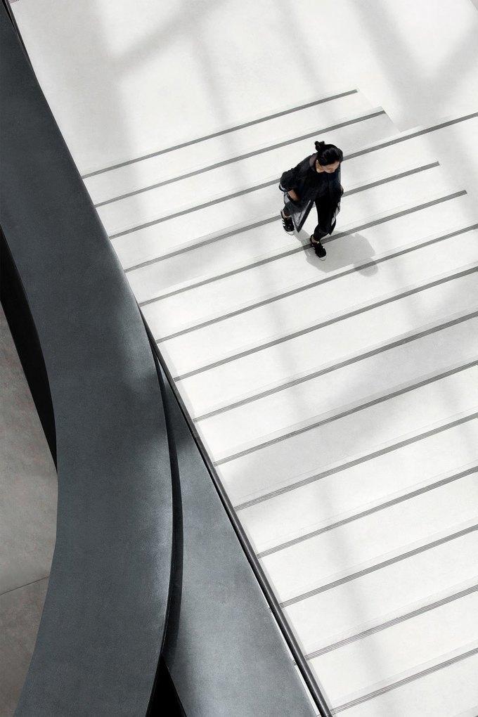 Архитектура дня: музей в Китае сбелым «слоёным» фасадом. Изображение № 14.