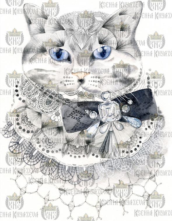 Preview коллекции Весна-Лето 2012 by Ksenia Knyazeva. Изображение № 29.