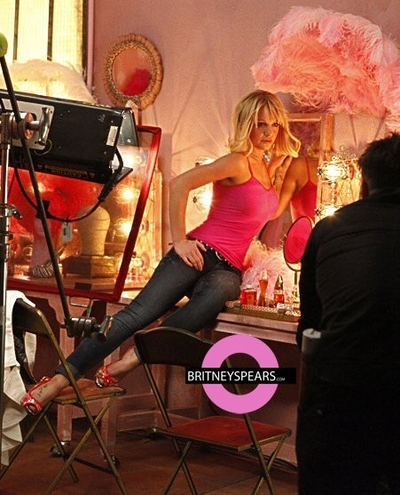 Бритни Спирс в новой рекламе Candie's. Изображение № 3.