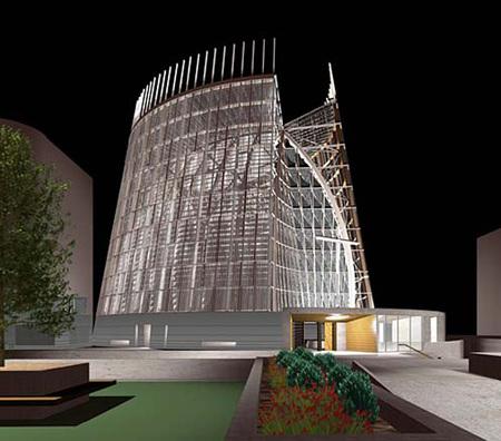 Самые удивительные церкви IАрхитектура IТоп-30. Изображение № 3.