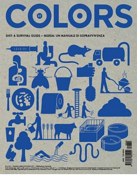 Самые красивые обложки журналов в 2011 году. Изображение № 13.