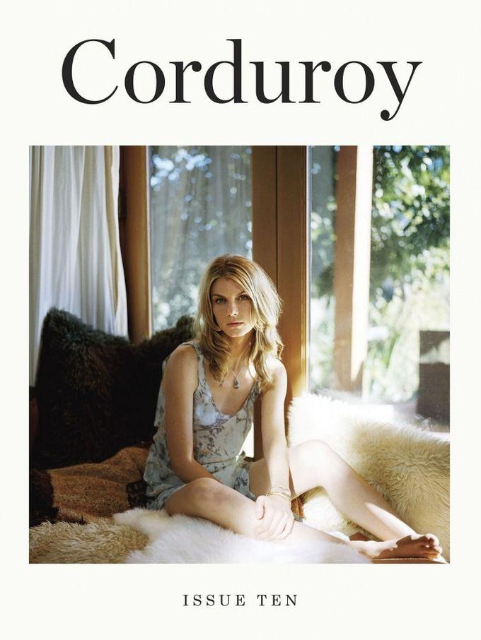 Показаны новые обложки Corduroy, Metal, Tush и других журналов. Изображение № 2.