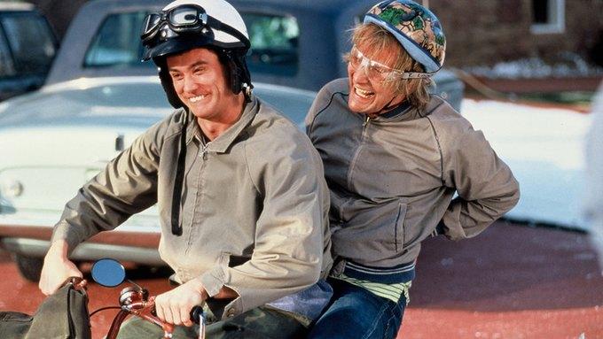Джим Керри подтвердил участие в сиквеле «Тупого и еще тупее». Изображение № 1.
