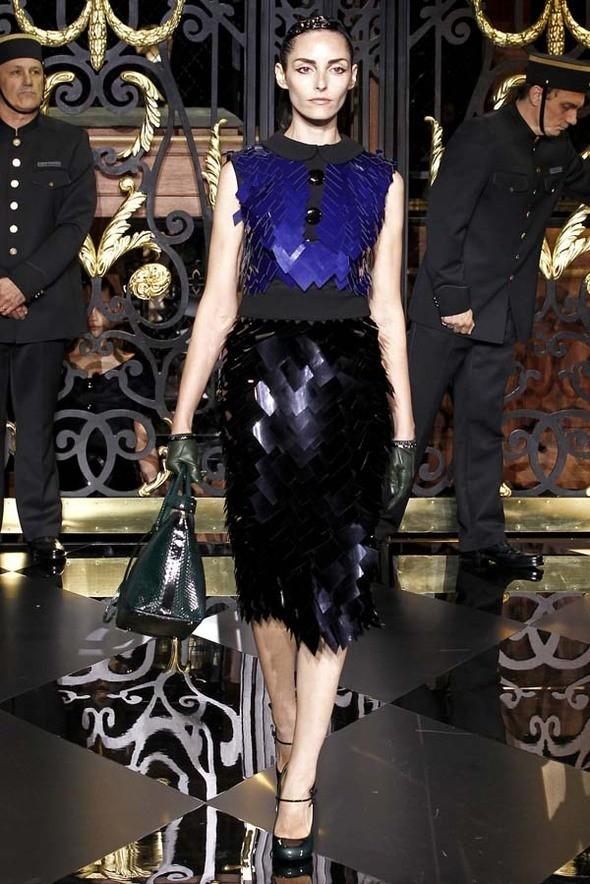 Изображение 56. Louis Vuitton Fall 2011.. Изображение № 56.