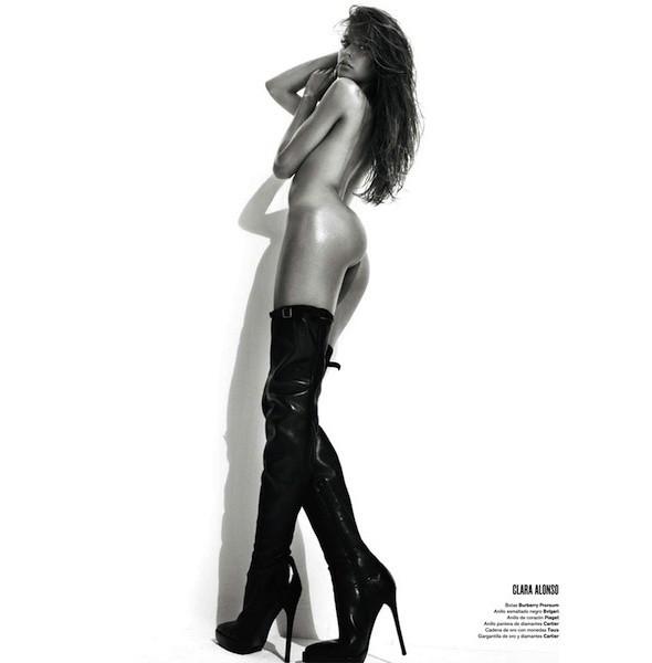 5 новых съемок: Dossier, Elle, V и Vogue. Изображение № 26.