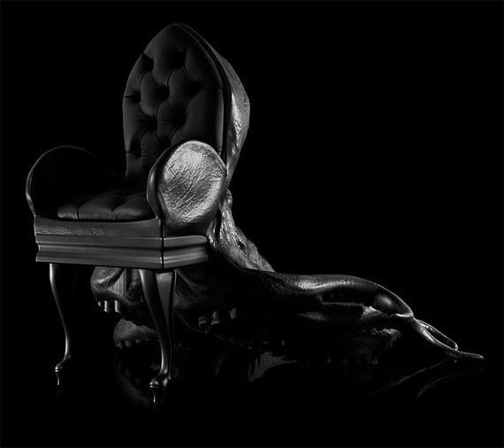 Изображение 4. Octopus Chair by Mаximo Riera.. Изображение № 3.