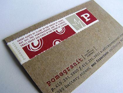 70 Необычных визиток. Изображение № 48.