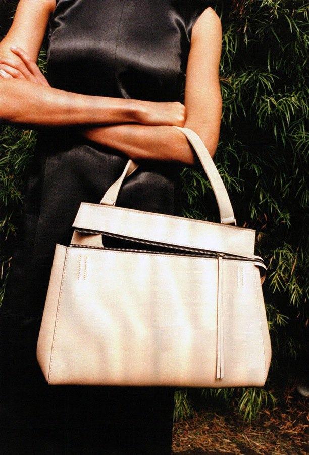 Alexander McQueen, Celine и LUBLU Kira Plastinina показали новые кампании. Изображение № 18.